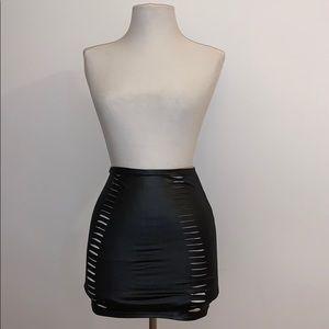 Dresses & Skirts - Black tight skirt